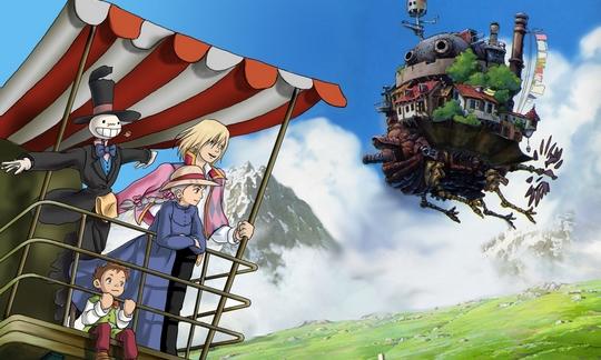 Le Château Ambulant, Hauru no ugoku shiro, Chieko Baisho, Takuya Kimura, Akihiro Miwa, Hayao Miyazaki, Ghibli, Actu Japanime, Japanime,