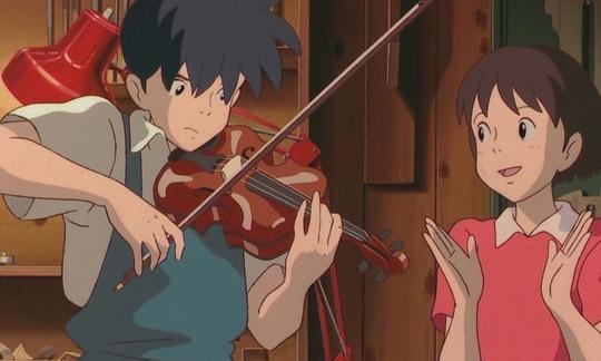 Si tu tends l'oreille, Mimi wo sumaseba, Yoshifumi Kondo, Shigeru Tsuyuguchi, Keiju Kobayashi, Takahashi Issei, Ghibli, Japanime,