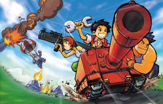Intelligents System, Advance Wars, Nintendo 3DS, Actu Jeux Video, Jeux Vidéo,