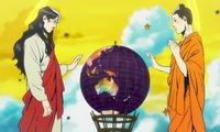 Les Vacances de Jesus et Bouddha, Saint Onii-san, Hikaru Nakamura, Japanime, Actu Japanime, Actu Ciné, Cinéma, A-1 Pictures, Noriko Takao