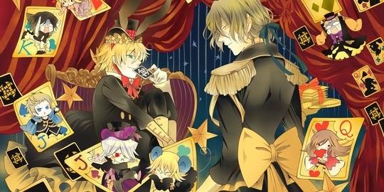 Actu Manga, Jun Mochizuki, Manga, Pandora Hearts,