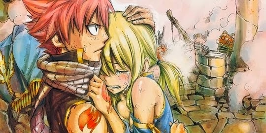 Fairy Tail, Gekkan Fairy Tail, Hiro Mashima, Actu Manga, Manga, Magazine,