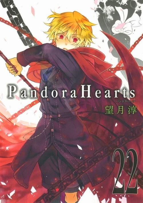 Pandora Hearts, Actu Manga, Manga, Jun Mochizuki,