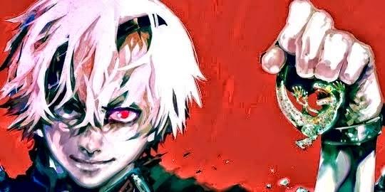 Tokyo Ghoul, Actu Japanime, Japanime, Ishida Sui, Studio Pierrot, Wakanim,