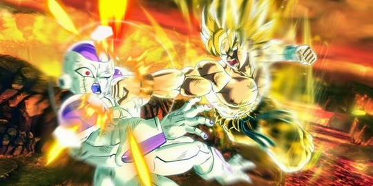 Dragon Ball New Project, Bandai Namco, Actu Jeux Video, Jeux Vidéo, E3 2014,