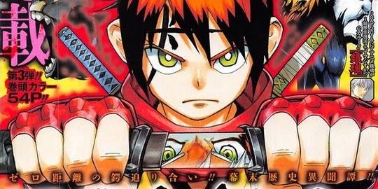 Yoakemono, Manga, Actu Manga, Shueisha, Classement, Weekly Shonen Jump,