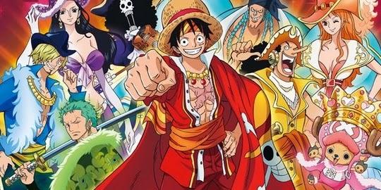 One Piece 3D2Y : Ace no Shi wo Koete! Luffy Nakama tono Chikai, One Piece, Toei Animation, Actu Japanime, Japanime, TV Tokyo,