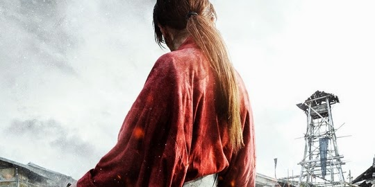 Actu Ciné, Cinéma, Kenshin Kyoto Taika Hen, Kenshin le Vagabond, Nobuhiro Watsuki,