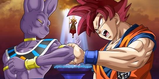 Dragon Ball Z : Battle of Gods, Actu Ciné, Cinéma, Toei Animation, Eric Legrand, Akira Toriyama,