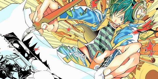 Actu Manga, Bakuman, Critique Manga, Jump, Kana, Manga, Shonen, Takeshi Obata,