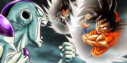 Dragon Ball Z : Fukkatsu no F, Actu Ciné, Cinéma, Akira Toriyama, Toei Animation,