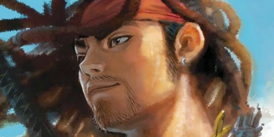 Actu Manga, Actu Manhua, Blood and Steel, Critique Manhua, Kotoji, Kotoji éditions, Manga, Manhua, Studio Unicorn,