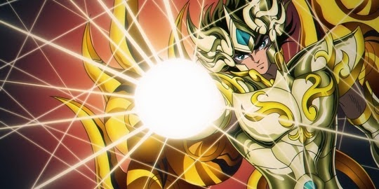 Saint Seiya : Soul of Gold, Toei Animation, Actu Japanime, Japanime, Masami Kurumada,