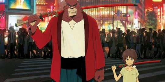 The Boy and the Beast, Actu Ciné, Cinéma, Mamoru Hosada, Chizu Film,