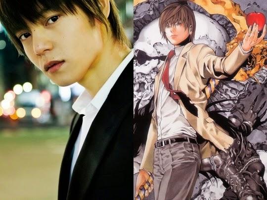 Death Note, Drama, Actu Drama, Tsugumi Oba, Takeshi Obata,