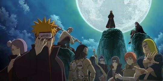 Akatsuki Hiden, Naruto, Actu Light Novel, Light Novel, Shin Towada,