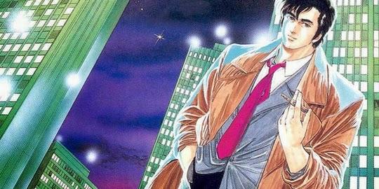 Actu Japanime, City Hunter, City Hunter : La demande de mariage de Ryo, Japanime, Tsukasa Hojo,