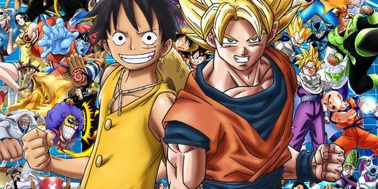 Crossover, One Piece, Dragon Ball, Actu Japanime, Japanime, Jump Festa, Toei Animation,