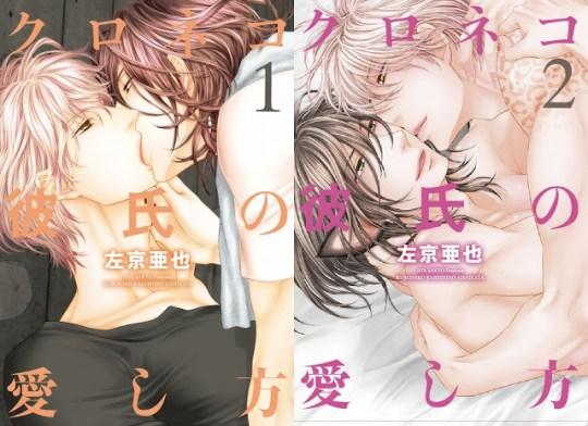 Actu Manga, Manga, Taifu, Yaoi, Kuroneko - La passion, Sakyo Aya,