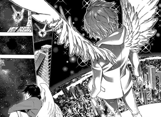 Platinum End, Tsugumi Oba, Takeshi Obata, Jump Square, Manga, Actu Manga,