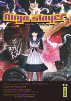 Actu Manga, Big Kana, Critique Manga, Kana, Manga, Ninja Slayer, Seinen,