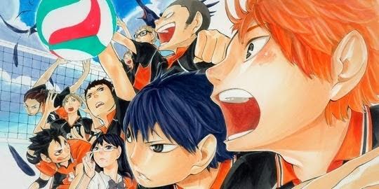Haikyu Saison 3, Weekly Shonen Jump, Shueisha, Actu Japanime, Japanime,