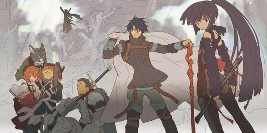 Actu Light Novel, Actu Roman, Light Novel, Log Horizon, Manga, Ofelbe, Roman,