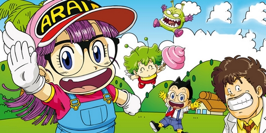 Dr. Slump, Dragon Ball Super, Actu Japanime, Japanime, Toei Animation,