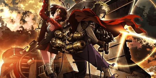 Suivez tout l'actu de Kabaneri of the Iron Fortress sur Japan Touch, le meilleur site d'actualité manga, anime, jeux vidéo et cinéma