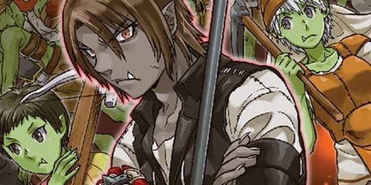 Suivez toute l'actu de Re : Monster sur Japan Touch, le meilleur site d'actualité manga, anime, jeux vidéo et cinéma