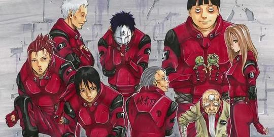 Suivez toute l'actu de Sukedachi Nine et Seishi Kishimoto sur Japan Touch, le meilleur site d'actualité manga, anime, jeux vidéo et cinéma