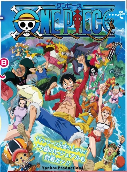Découvrez un nouvel opening avec ses Luffy et ses nakamas. Japan Touch vous propose régulièrement des articles sur les nouveautés mangas et One Piece.