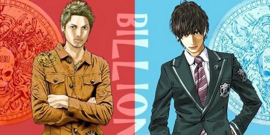 Suivez toute l'actu de Billion Dogs sur Japan Touch, le meilleur site d'actualité manga, anime, jeux vidéo et cinéma
