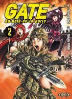 Actu Manga, Critique Manga, Dark Fantasy, Gate - Au-delà de la Porte, Manga, Ototo, Shonen,