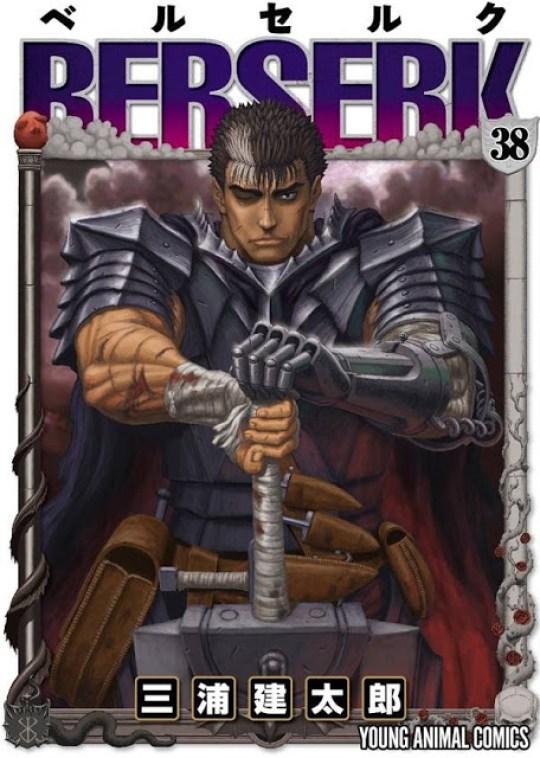 Kentaro Miura, Berserk, Manga, Actu Manga, Glénat,