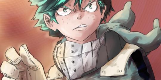 Court Betten, Hideyuki Furuhashi, Vigilante - Boku no Hero Academia Illegals, Manga, Actu Manga, Shonen Jump +,