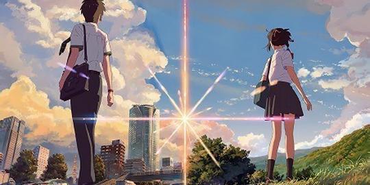 Your Name, Actu Ciné, Cinéma, Makoto Shinkai, Eurozoom,