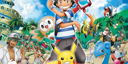Pokémon Soleil, Pokémon Lune, TV Tokyo, Actu Japanime, Japanime,