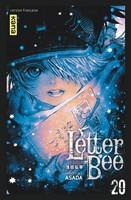 Actu Manga, Asada, Critique Manga, Kana, Letter Bee, Manga, Shonen,
