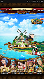 Android, Bandai Namco Games, iOS, One Piece : Treasure Cruise, RPG, Smartphone, Jeux Vidéo, Critique Jeux Vidéo,