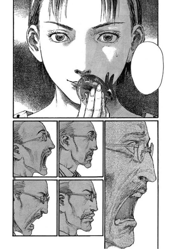Casterman, Critique Manga, Emerald, Hiroaki Samura, Manga, Sakka,