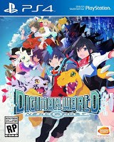 Bandai Namco Games, Critique Jeux Vidéo, Digimon, Digimon World : Next Order, J-RPG, Playstation 4, Jeux Vidéo,