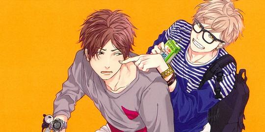 Actu Manga, Manga, Ogeretsu Tanaka, Taifu, Taifu Comics, Yaoi,