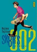 Critique Manga, Kana, Manga, Shonen, SK8R'S,