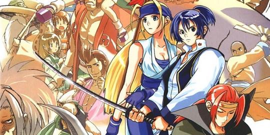 Samurai Spirits, Arcade, neo geo, SNK Playmore, Jeux Vidéo, Critique Jeux Vidéo,