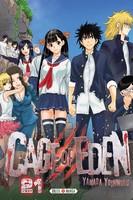 Cage of Eden, Critique Manga, Manga, Seinen, Soleil Manga,