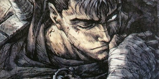 Berserk, Manga, Actu Manga, Le Chevalier du Dragon des Flammes, Kentaro Miura, Makoto Fukami,