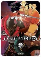 Critique Manga, Manga, Ototo, Overlord, Seinen,
