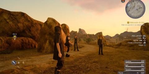 Notre critique de Final Fantasy XV ! Plus d'infos sur Nipponzilla, votre actualité japanime, jeux videos.