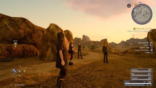 Critique Jeux Vidéo, Final Fantasy XV, Jeux Vidéo, Square Enix,